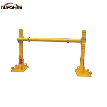 Cable Reel Lifting Device Wire Pulling Stands